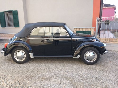 VOLKSWAGEN BEETLE CABRIOLET 1300 - 1974 For Sale (picture 2 of 6)