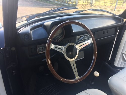 VOLKSWAGEN BEETLE CABRIOLET 1300 - 1974 For Sale (picture 5 of 6)