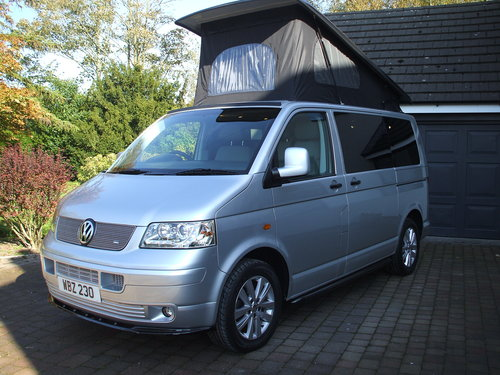 2006 VW Campervan For Sale. SOLD (picture 1 of 6)