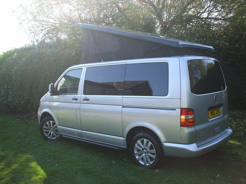 2006 VW Campervan For Sale. SOLD (picture 5 of 6)