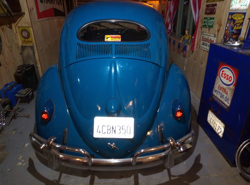 1969 CAL LOOOK OVAL REAR WINDOW MODEL   For Sale (picture 3 of 6)