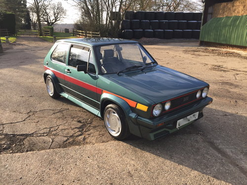 1983 Mk1 Golf GTI - Kamei X1 80,900 miles For Sale (picture 1 of 6)