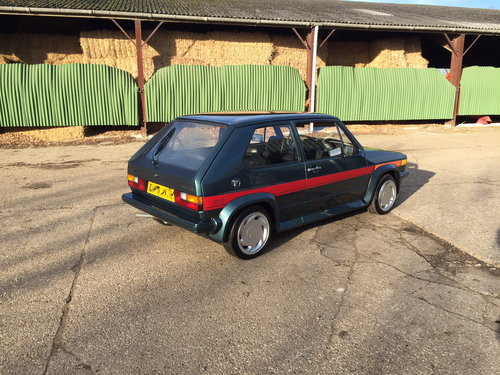 1983 Mk1 Golf GTI - Kamei X1 80,900 miles For Sale (picture 3 of 6)