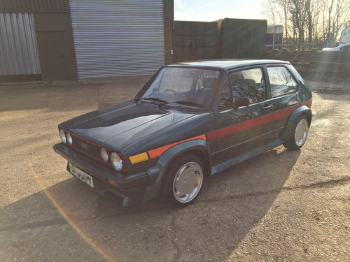 1983 Mk1 Golf GTI - Kamei X1 80,900 miles For Sale (picture 4 of 6)