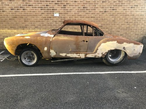 1969 VW Karmann Ghia pro street drag project For Sale (picture 1 of 6)