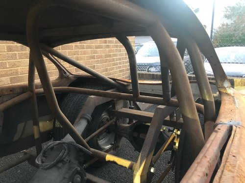 1969 VW Karmann Ghia pro street drag project For Sale (picture 3 of 6)