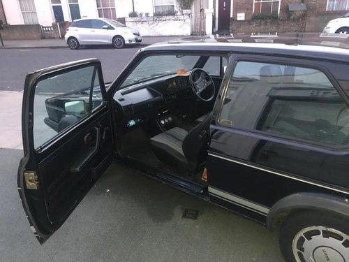 Mk 1 Golf GTI 1.8 Black Campaign 1983 , 57000 . For Sale (picture 3 of 5)