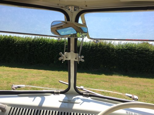 1964 Volkswagen Split Screen, 21 Window Deluxe Samba For Sale (picture 5 of 6)
