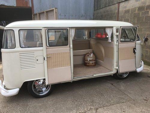 1972 Vw Splitcreen Campervan ( Brazillian ) For Sale (picture 1 of 6)
