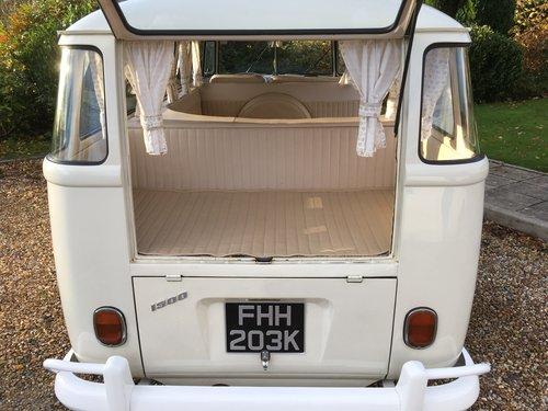1972 Vw Splitcreen Campervan ( Brazillian ) For Sale (picture 6 of 6)