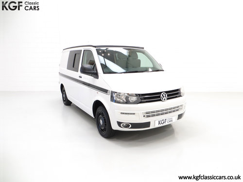 2014 A Newly Converted Volkswagen Transporter T28 Camper Van TDi SOLD (picture 1 of 6)