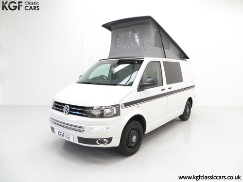 2014 A Newly Converted Volkswagen Transporter T28 Camper Van TDi SOLD (picture 2 of 6)