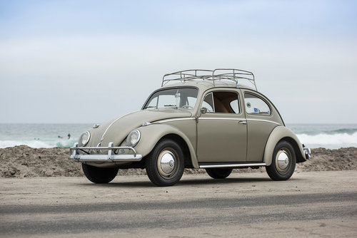 1959 Original 40k mile VW Beetle For Sale (picture 1 of 6)