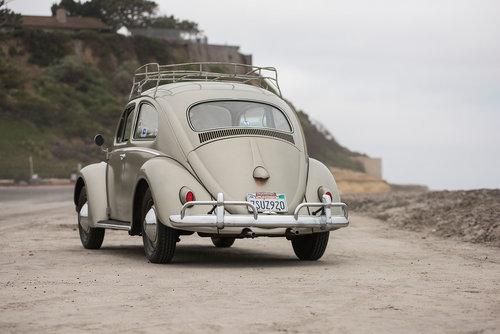 1959 Original 40k mile VW Beetle For Sale (picture 2 of 6)