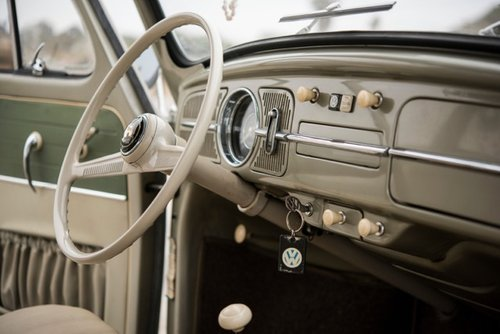 1959 Original 40k mile VW Beetle For Sale (picture 3 of 6)