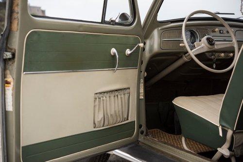 1959 Original 40k mile VW Beetle For Sale (picture 4 of 6)