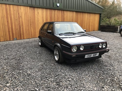 1988 VW Mk2 Golf GTI 8V  For Sale (picture 2 of 6)