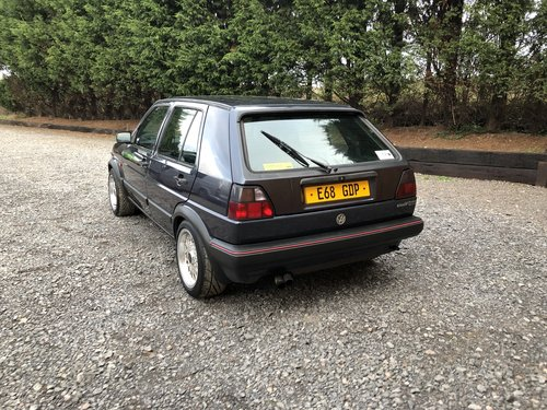 1988 VW Mk2 Golf GTI 8V  For Sale (picture 3 of 6)