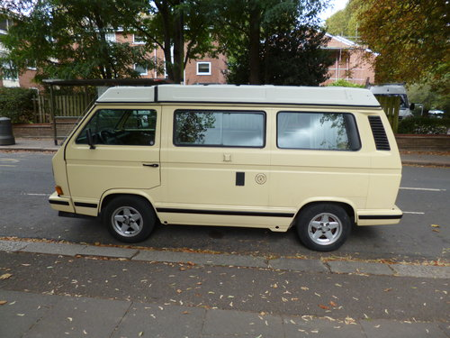 1985 VW T25 Westfalia - 4 berth camper For Sale (picture 3 of 6)