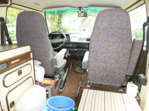 1985 VW T25 Westfalia - 4 berth camper For Sale (picture 4 of 6)