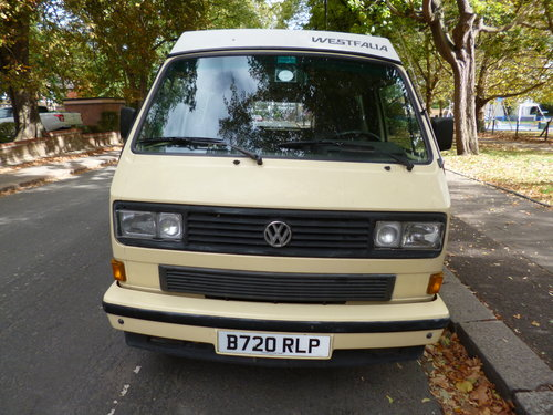 1985 VW T25 Westfalia - 4 berth camper For Sale (picture 5 of 6)