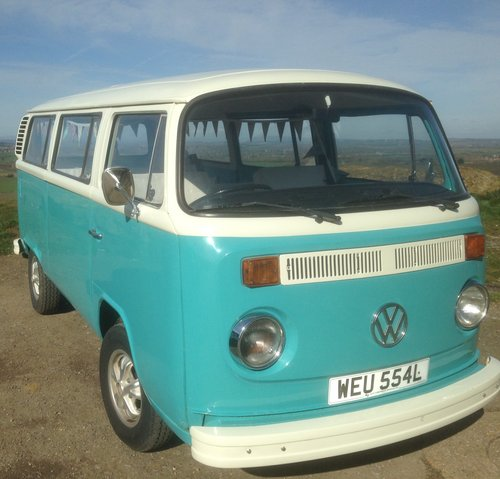 1973 Bay Window South African Import (right hand drive) For Sale (picture 1 of 6)