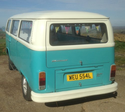 1973 Bay Window South African Import (right hand drive) For Sale (picture 2 of 6)