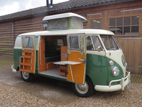 1967 Museum quality Westfalia SO42 campervan!! For Sale (picture 1 of 6)
