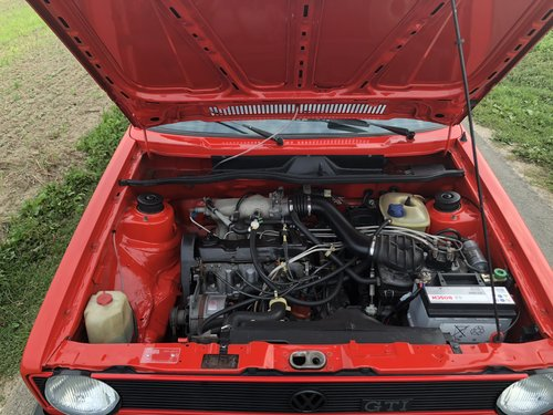1983 VW Golf GTI Mk1 Rabbit in awesome running conditions For Sale (picture 3 of 6)