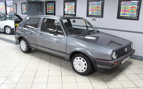 Volkswagen Golf Mk2 GTI 1986 For Sale (picture 1 of 6)