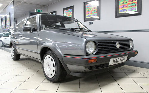 Volkswagen Golf Mk2 GTI 1986 For Sale (picture 3 of 6)