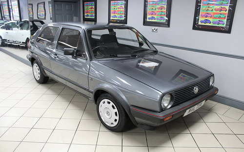 Volkswagen Golf Mk2 GTI 1986 For Sale (picture 4 of 6)