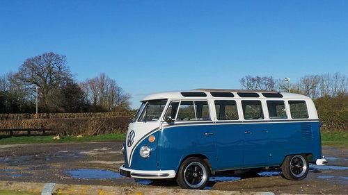 1967 Volkswagen 21 Window Samba For Sale (picture 1 of 6)