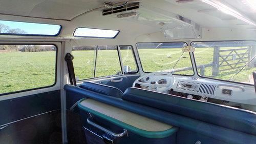 1967 Volkswagen 21 Window Samba For Sale (picture 2 of 6)