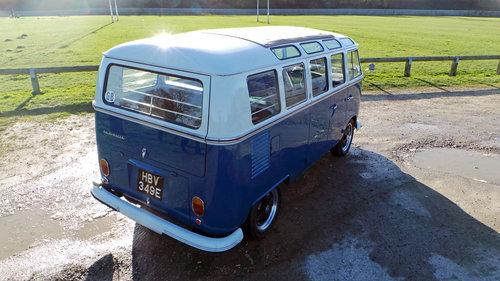 1967 Volkswagen 21 Window Samba For Sale (picture 6 of 6)