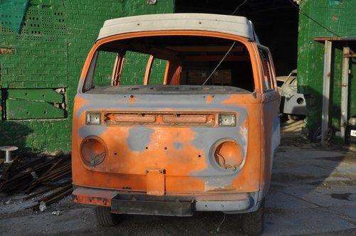 VOLKSWAGEN VW T2 BAY WINDOW CAMPER VAN FROM TEXAS GREAT SOLI For Sale (picture 4 of 4)