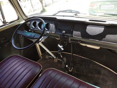 1987 VW T2 BAYWINDOW KOMBI TRANSPORTER VAN * FULLY RESTORED For Sale (picture 3 of 6)