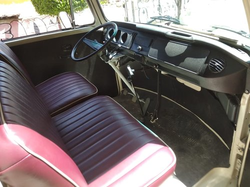 1987 VW T2 BAYWINDOW KOMBI TRANSPORTER VAN * FULLY RESTORED For Sale (picture 5 of 6)