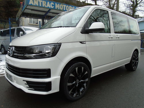2015 TRANSPORTER TRANSPORTER SHUTTLE T6 2.0 TDI 102 S SEATE For Sale (picture 1 of 6)