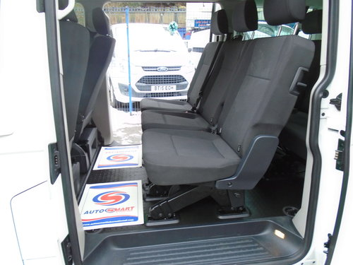 2015 TRANSPORTER TRANSPORTER SHUTTLE T6 2.0 TDI 102 S SEATE For Sale (picture 4 of 6)