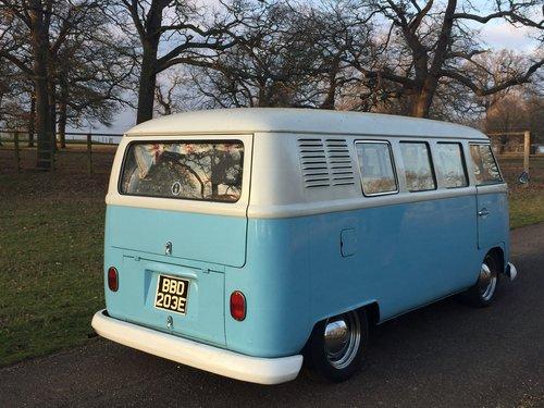 074603d450 ... 1967 VW unique split screen campervan For Sale (picture 2 of 6) ...