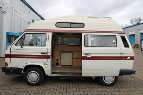 1989 VW T25 Campervan Autosleeper - 56000 miles - on The Market SOLD (picture 6 of 6)