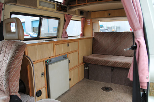 1989 VW T25 Campervan Autosleeper - 56000 miles - on The Market SOLD (picture 3 of 6)