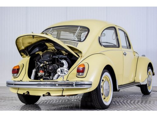 1970 Volkswagen Beetle 1302 For Sale (picture 6 of 6)