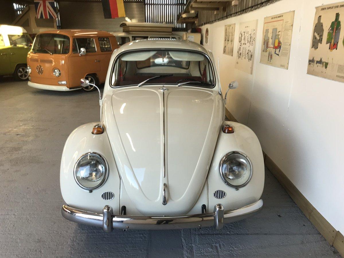 VW beetle 1967 1500 cc European spec LHD  For Sale (picture 3 of 6)