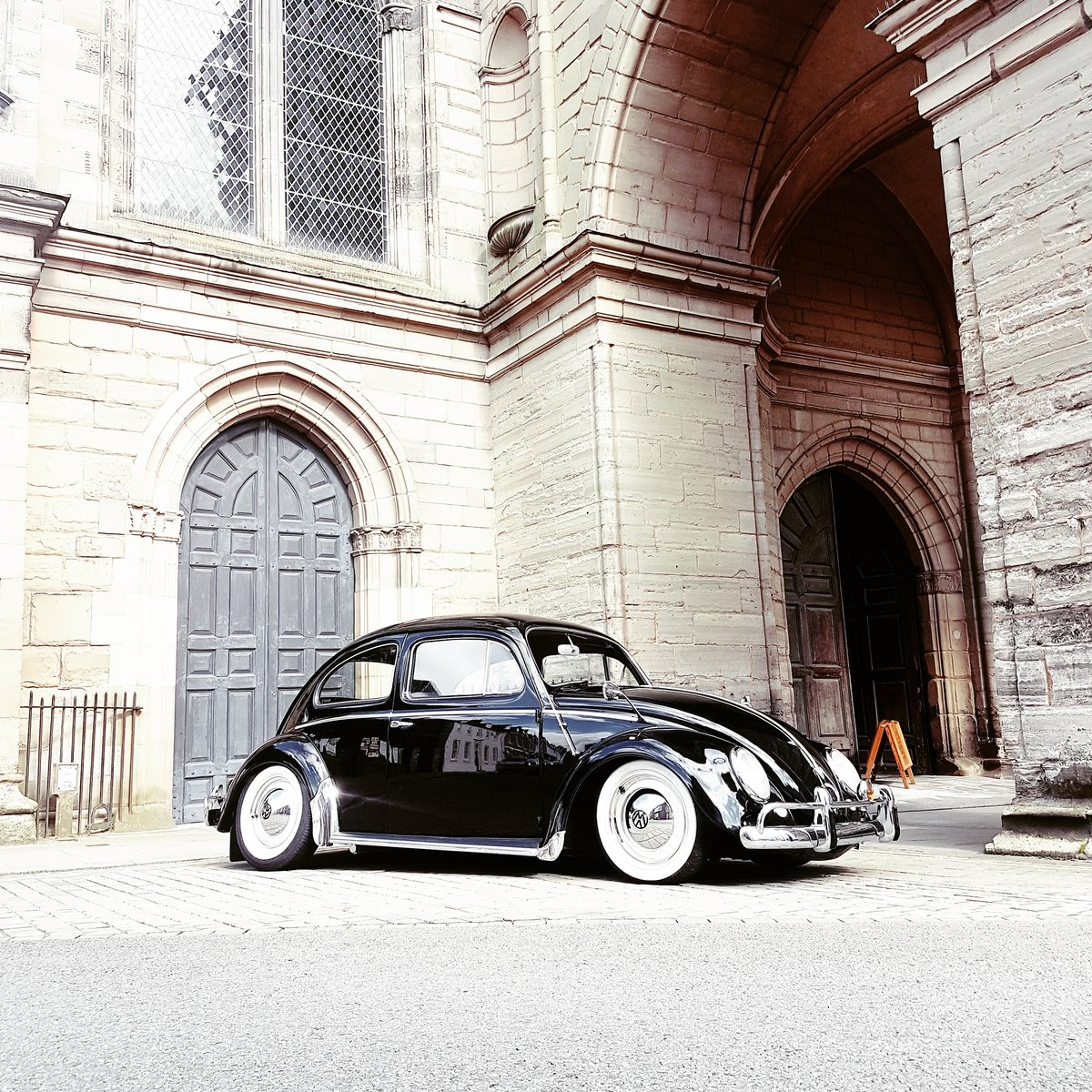 1958 VOLKSWAGEN BEETLE SHOW CAR For Sale by Auction (picture 1 of 6)