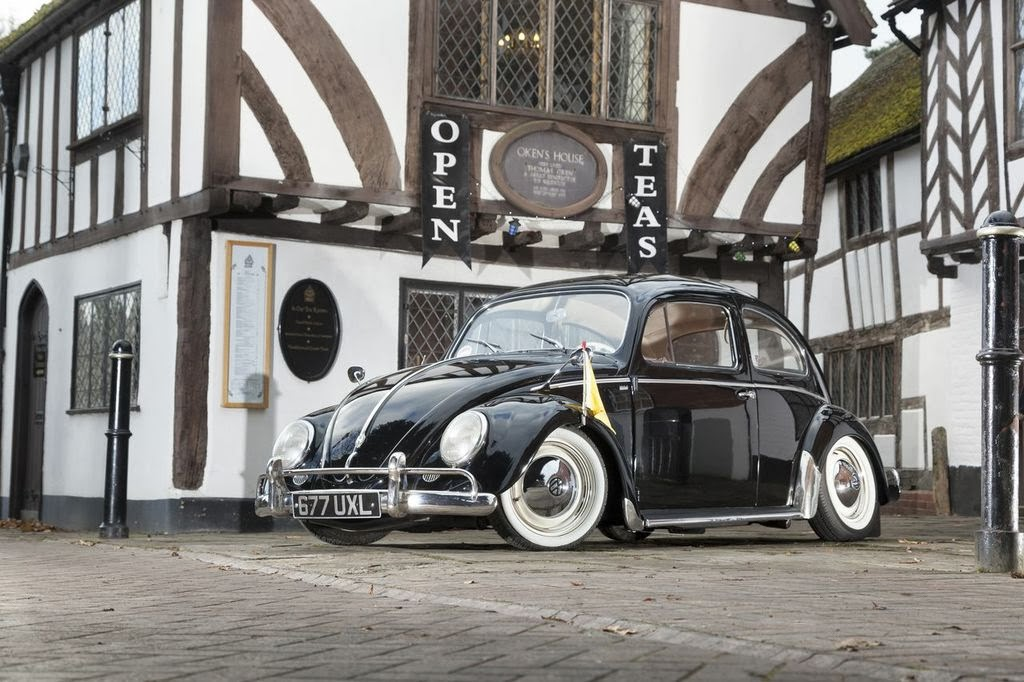 1958 VOLKSWAGEN BEETLE SHOW CAR For Sale by Auction (picture 2 of 6)