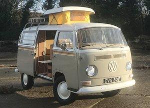 1968 Volkswagen Bay Window Westfalia: 16 Feb 2019 For Sale by Auction