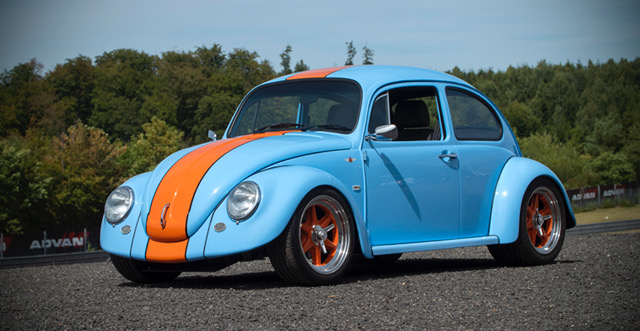 1986 VW Beetle Audi V8 Bi-Turbo 331KW For Sale (picture 1 of 6)