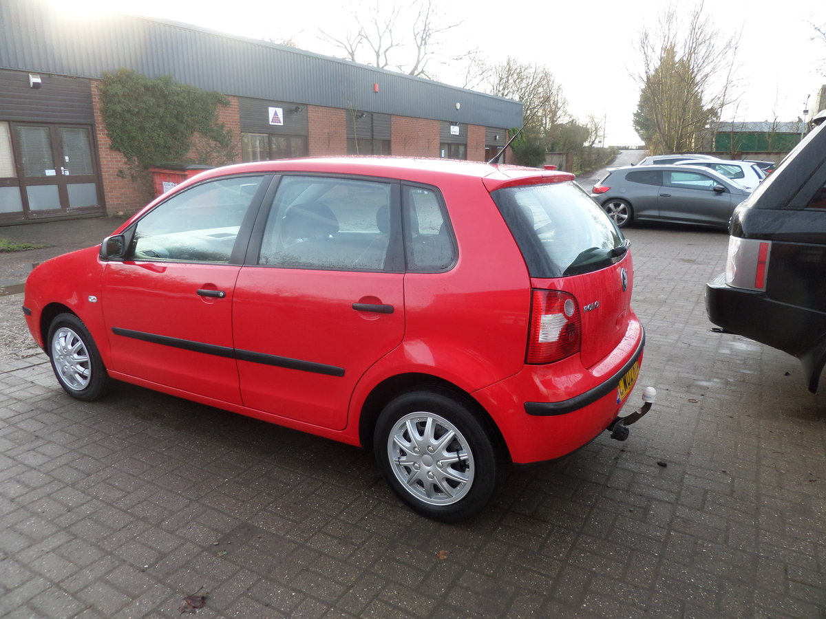 2002 POLO DIESEL 5 SPEED 5 DOOR 2021 MOT GOS GREAT F.S.H  132,000 For Sale (picture 3 of 6)